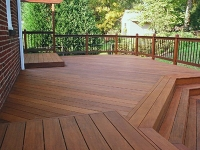 Pergole ve Deck Uygulama
